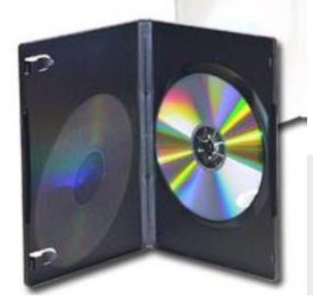 Multi-DVD Package