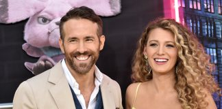 Ryan Raynolds and Blake Lively