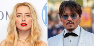 Amber Heard - Johnny Deep