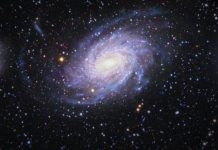 Mysterious Object Collides With The Milky Way,