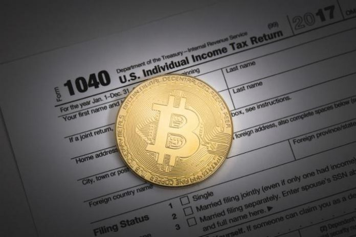 Taxing cryptocurrencies
