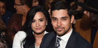 Demi Lovato and Wilmer Valderram