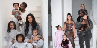 Kanye West is letting Kim Kardashian have a quieter time while social distancing.