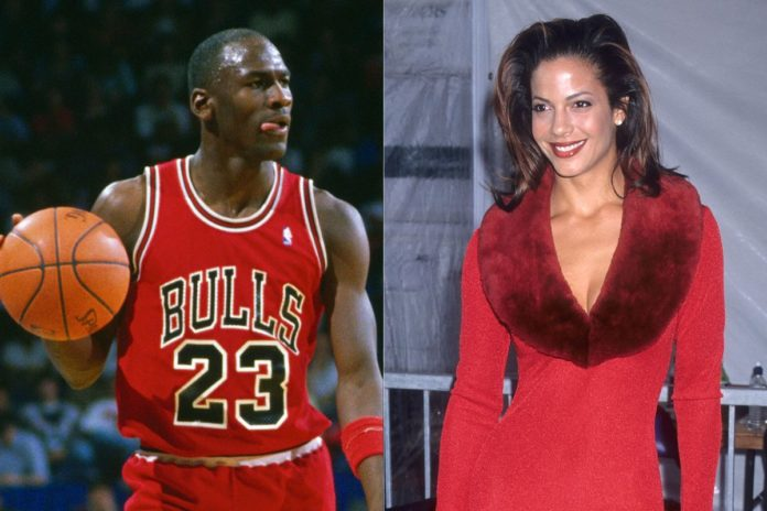 Michael Jordan, Amy Hunter