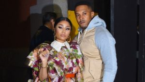 Nicki Minaj is loving life as a wife!