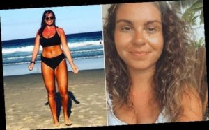 Topless sunbather Jessica Layton saved a family from drowning