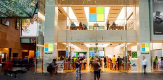 Microsoft decided to shut down for good its retail stores