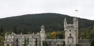 Queen Elizabeth's Balmoral Castle is being targeted as an outdoor toilet by visitors
