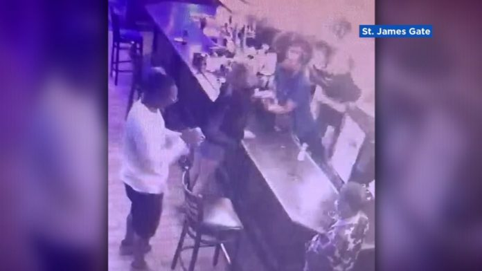California woman coughs on bartender's face over refusal to wear a face mask