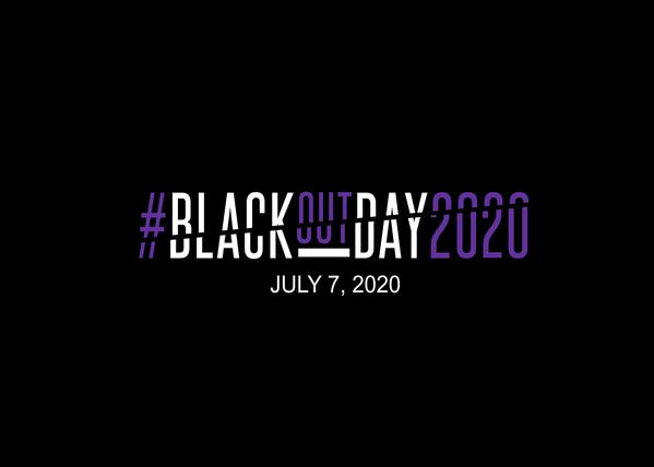 blackout day 2020 - photo #24