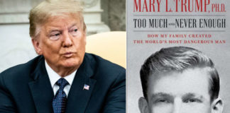 Mary Trump's book receives White House response