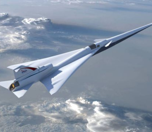 Boom Supersonic jet set to take off in 2021
