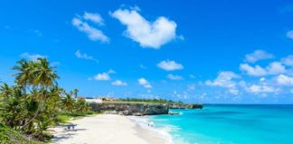 Barbados is inviting people around the world to work from its beaches