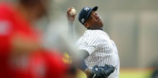New York Yankees Aroldis Chapman is positive for coronavirus