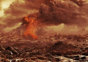 Venus probably has active volcanoes right now