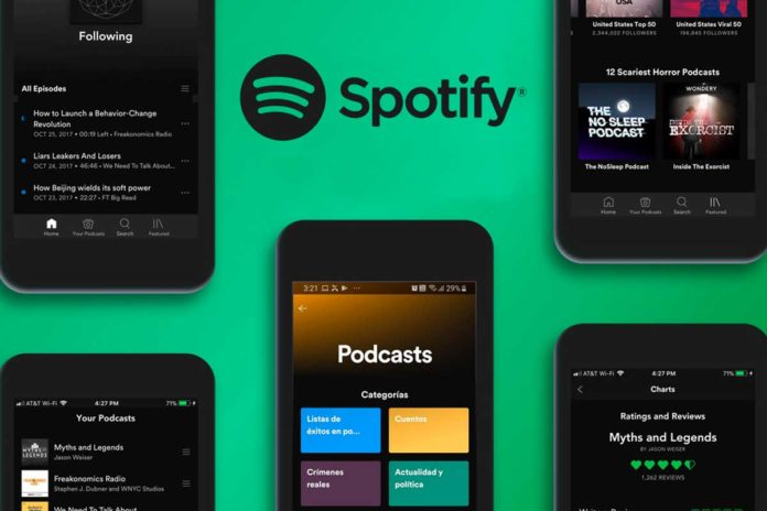 Spotify goes thee xtra mile supporting video podcasts