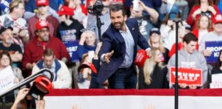 Donald Trump Jr.'s Twitter account has been temporarily limited due to coronavirus misinformation spread