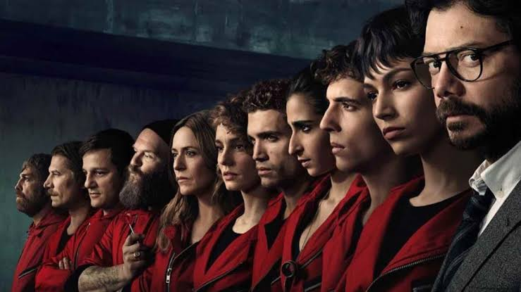 Netflix's Money Heist will end after season 5