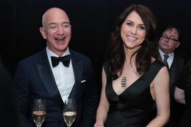 MacKenzie Scott has dropped the Bezos from her name, along with a sizeable chunk of her fortune (after divorcing Jeff) on an array of charities.AP