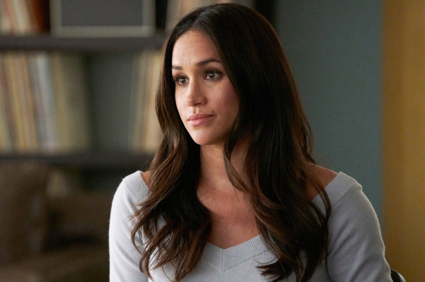 Meghan Markle in 'Suits' - Season 7©USA Networks