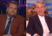 "James Corden could be the official host replacement for ""The Ellen Show"""
