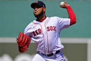 Boston Red Sox pitcher Eduardo Rodriguez is out of season over post-COVID-19 complications related to his heart