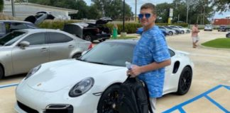 Florida man buys Porsche with fake check printed from home computer