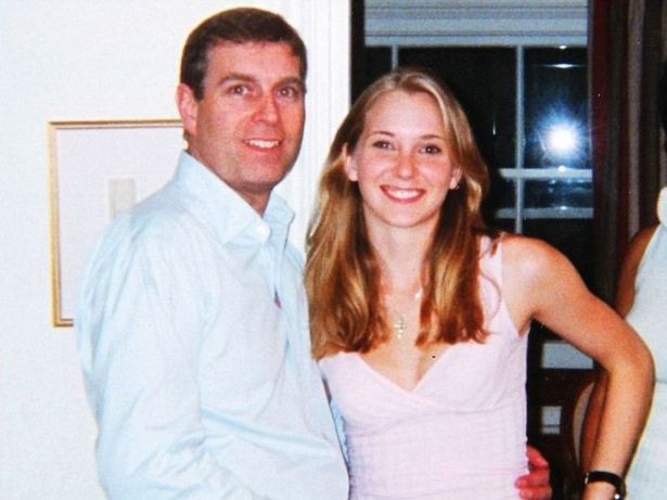 Prince Andrew was seen with Virginia Giuffre at a nightclub, new witness claims