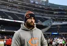 Jay Cutler's IG is gone