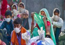 Coronavirus cases in India surpass 2 million.,