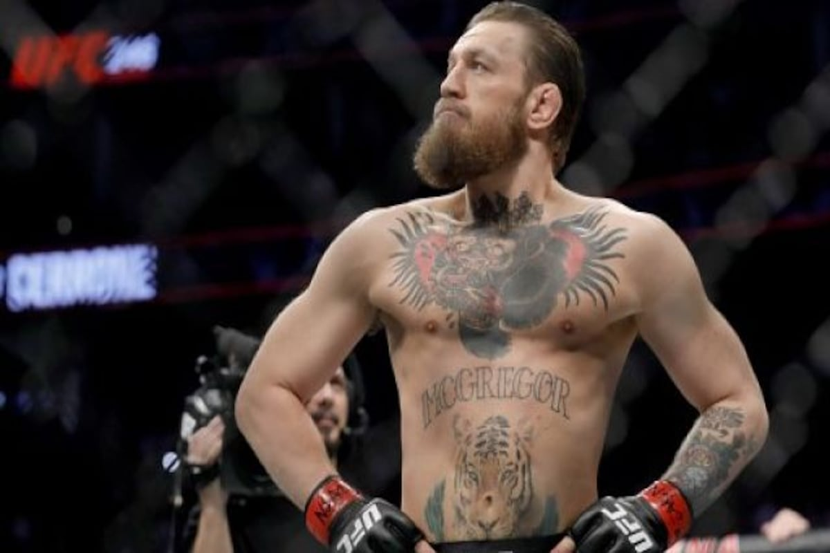 """Conor McGregor allegedly flashed his """"private parts"""" to a married woman in France"""