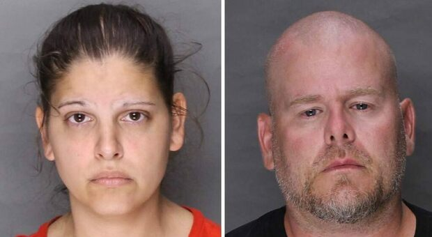 Scott Schollenberger & Kimberly Maurer arrested over the death of the father's 12-year-old death