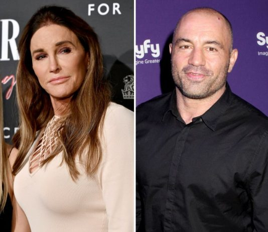 Joe Rogan & Caitlyn Jenner