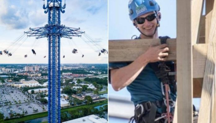Jacob Kaminsky fell to his death from the StarFyler attraction in Orlando