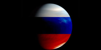 Russia claims Venus as its property