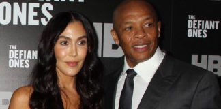 Nicole Young, Dr. Dre