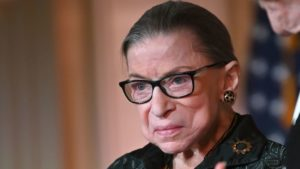 Ruth Bader Ginsburg has died at 87