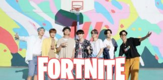 """BTS is ready to """"Dynamite"""" Fortnite"""