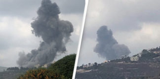 Lebanon Hit By Another Explosion At Suspected Hezbollah Arms Depot BY : LUCY CONNOLLY ON : 22 SEP 2020 16:59 Lebanon Hit By Another Explosion At Suspected Hezbollah Arms DepotHadiNasrallah/AvitalLeibovich/Twitter