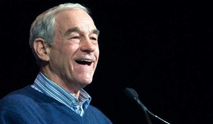 Ron Paul is doing fine after stroke caught on tape whie in virtual call