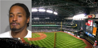 Keyon A. Lambert accused of damaging Miller Park in tractor joyride