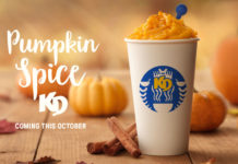 Kraft Pumpkin Spice mac n cheeseCourtesy Kraft