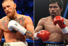 Conor McGregor vs. Manny Pacquiao is a wish the Irish wants to fulfill