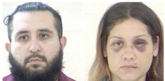 Armando Barron forced his wife Britany Barron to behead her lover's head, Jonathan Amerault