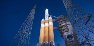 ULA Rocket Delta IV Heavy launch has been yet again delayed