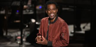 Chris Rock killed it after the SNL cold open