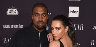 Kim Kardashian says Kanye West contracted COVID-19 a few months back