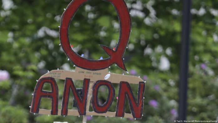 QAnon has been completely banned from Facebook