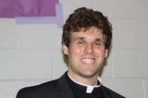 Louisiana Reverend Travis Clark was arrested after being found having threesome with dominatrixes at his Church's altar