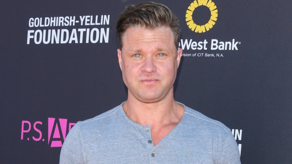 Home Improvement star Zachery Ty Bryan arrested in Eugene after allegedly choking girlfriend